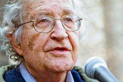 "Noam Chomsky on Donald Trump and the ""Me First"" Doctrine"
